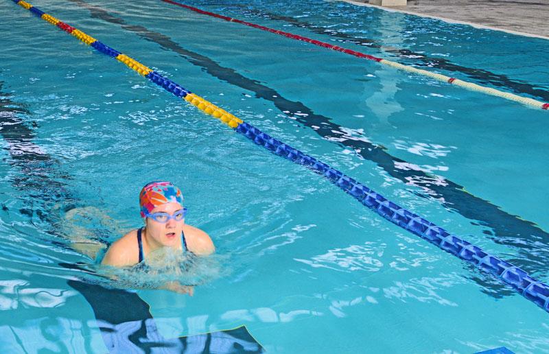 nuoto libero nogara piscine