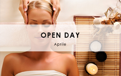 OPEN DAY – APRILE